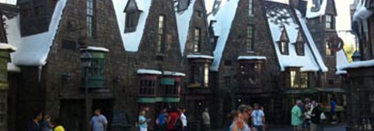 Harry Potter & the Forbidden Journey