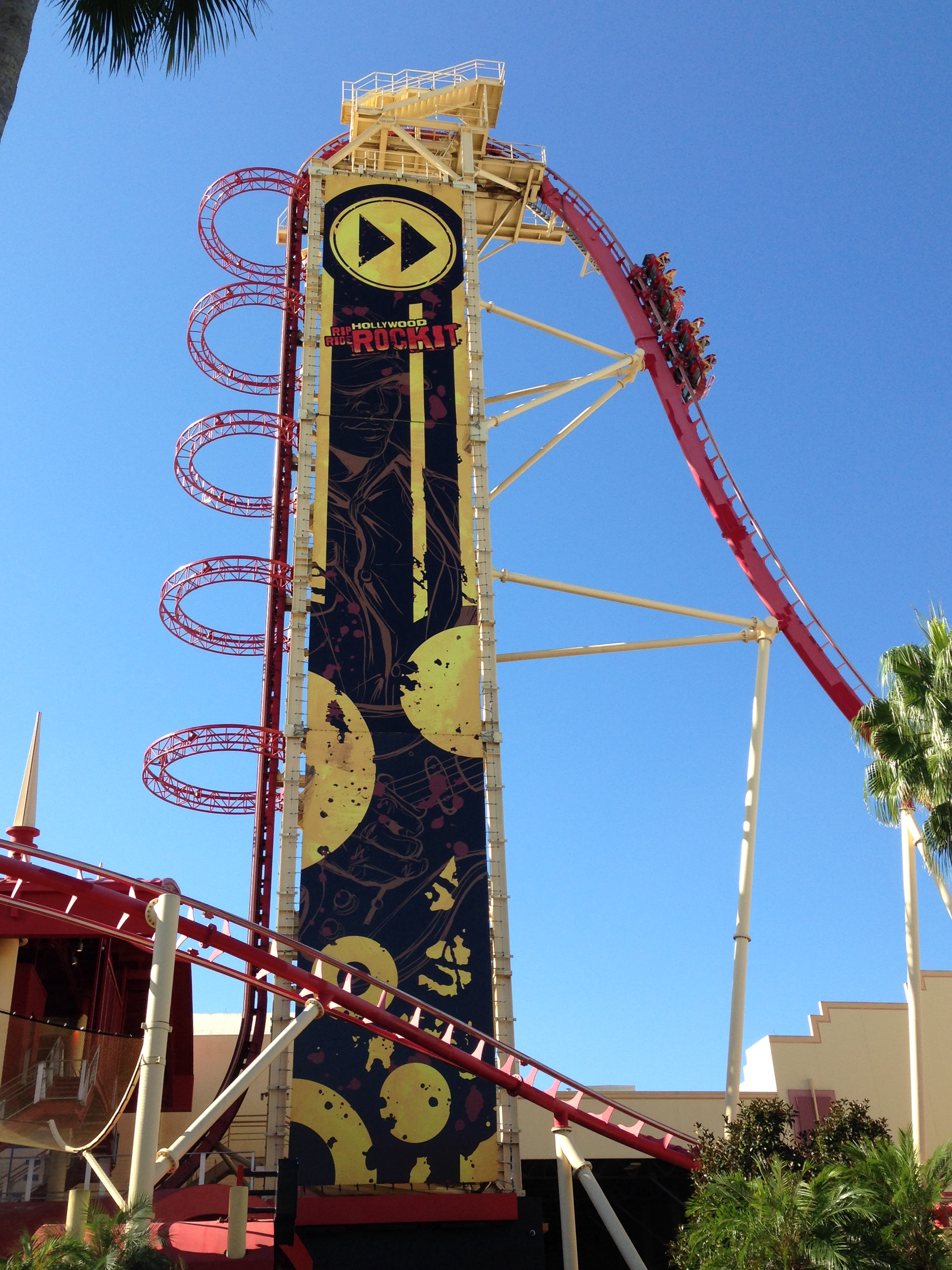 Hollywod Rip Ride Rockit