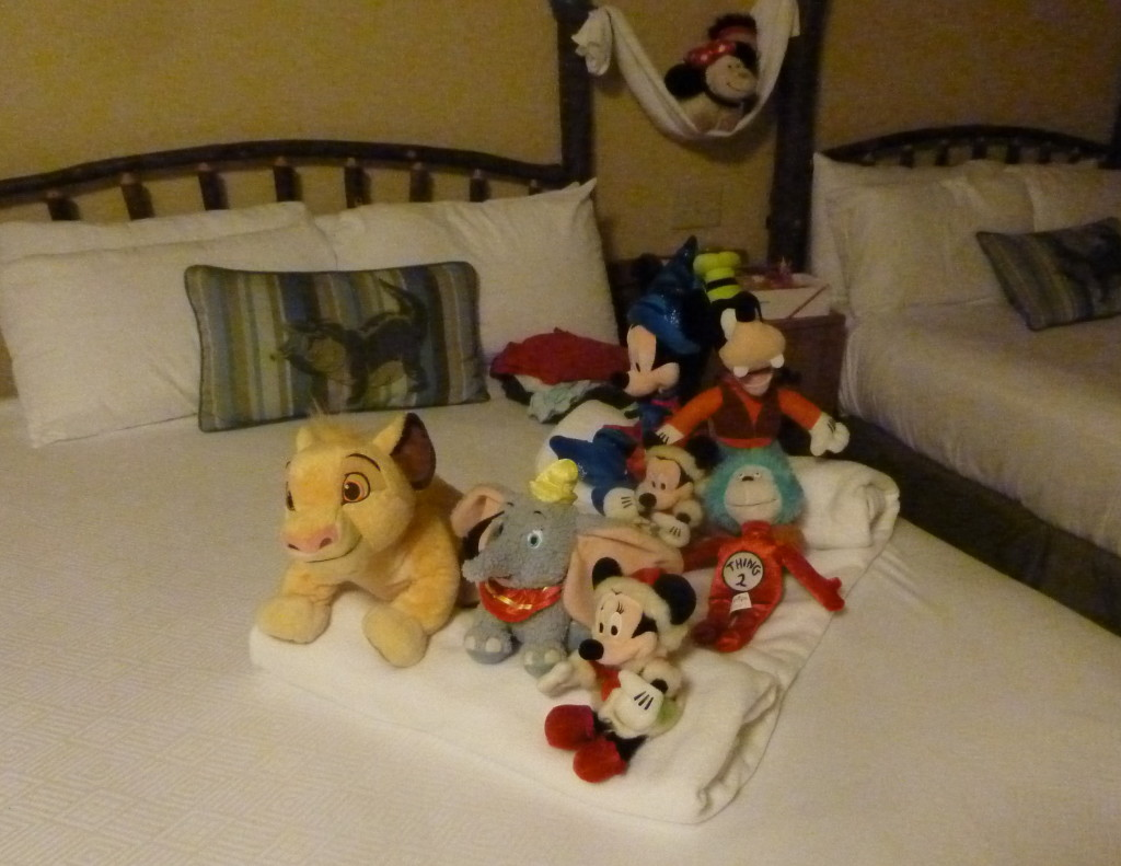 Mousekeeping at Disney World hotels