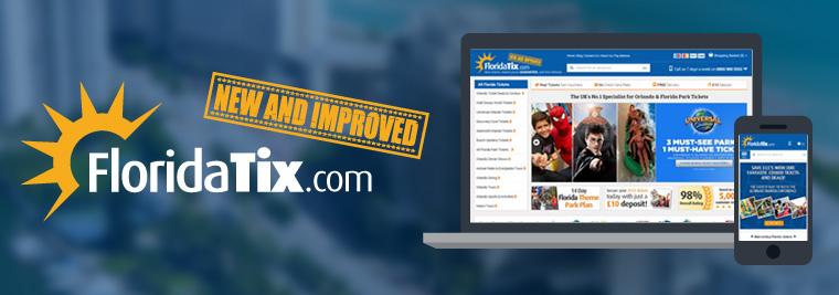 New FloridaTix Site
