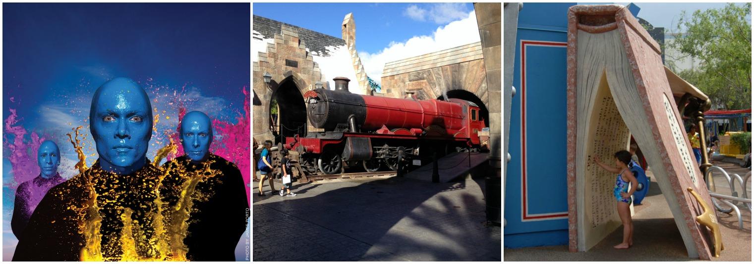 Universal Studios Attractions