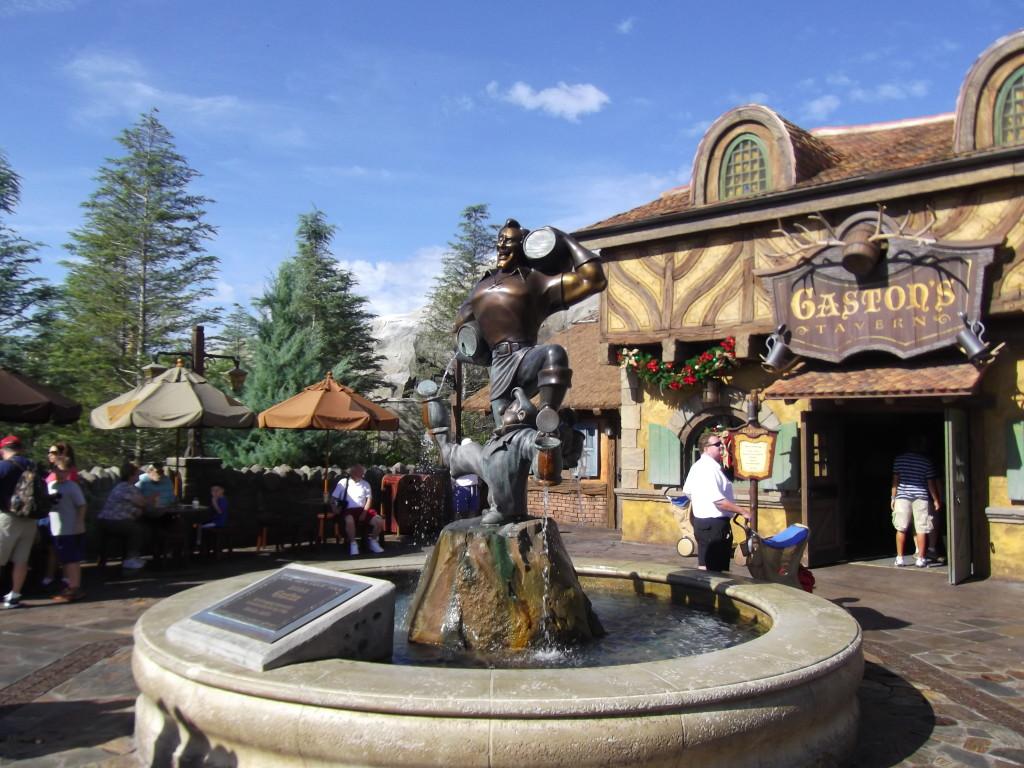 Gaston's Tavern Disney World