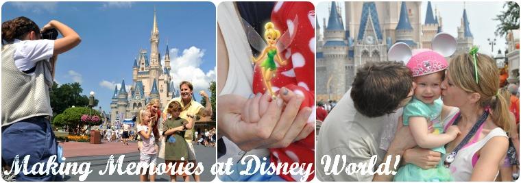 Disney World Memory Maker