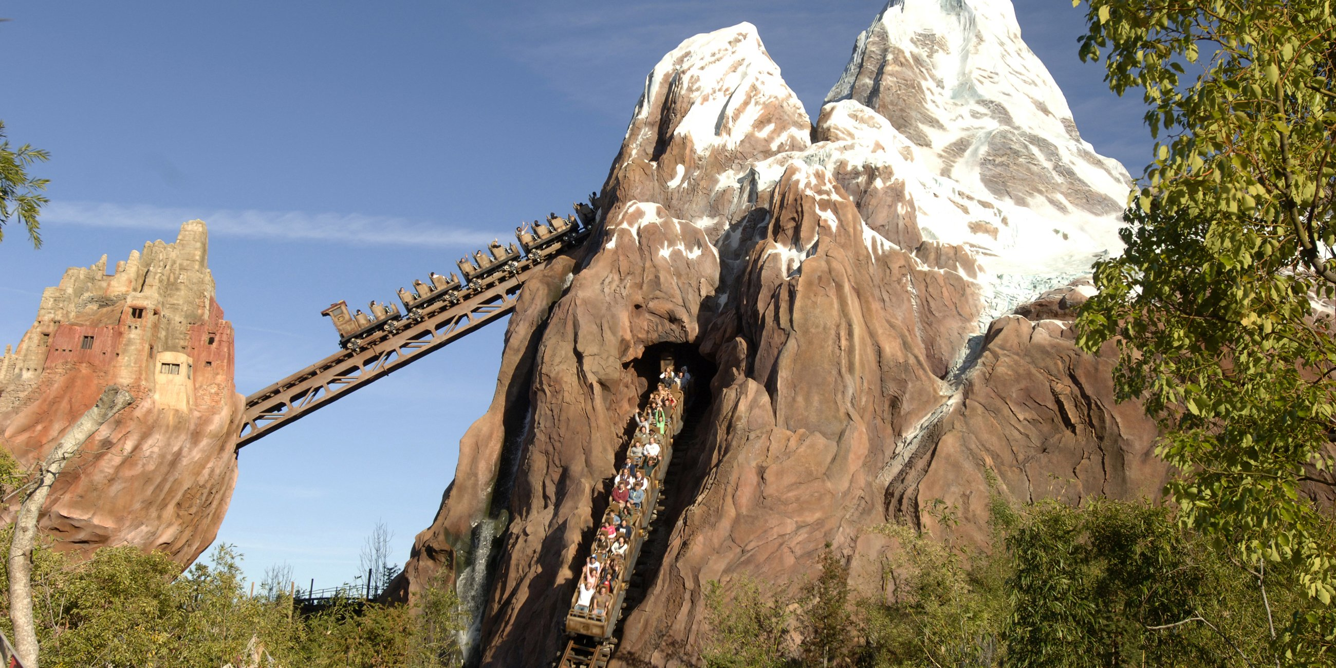 Expedition Everest - cover