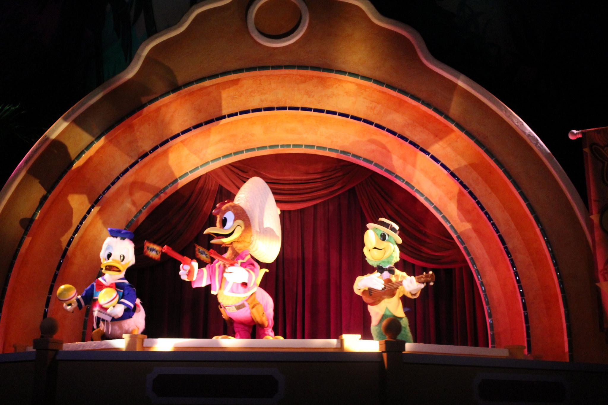 Gran Fiesta Tour featuring the Three Caballeros