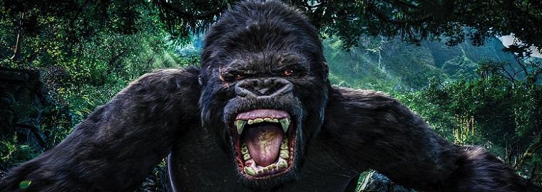 Skull Island Reign of Kong Creatures