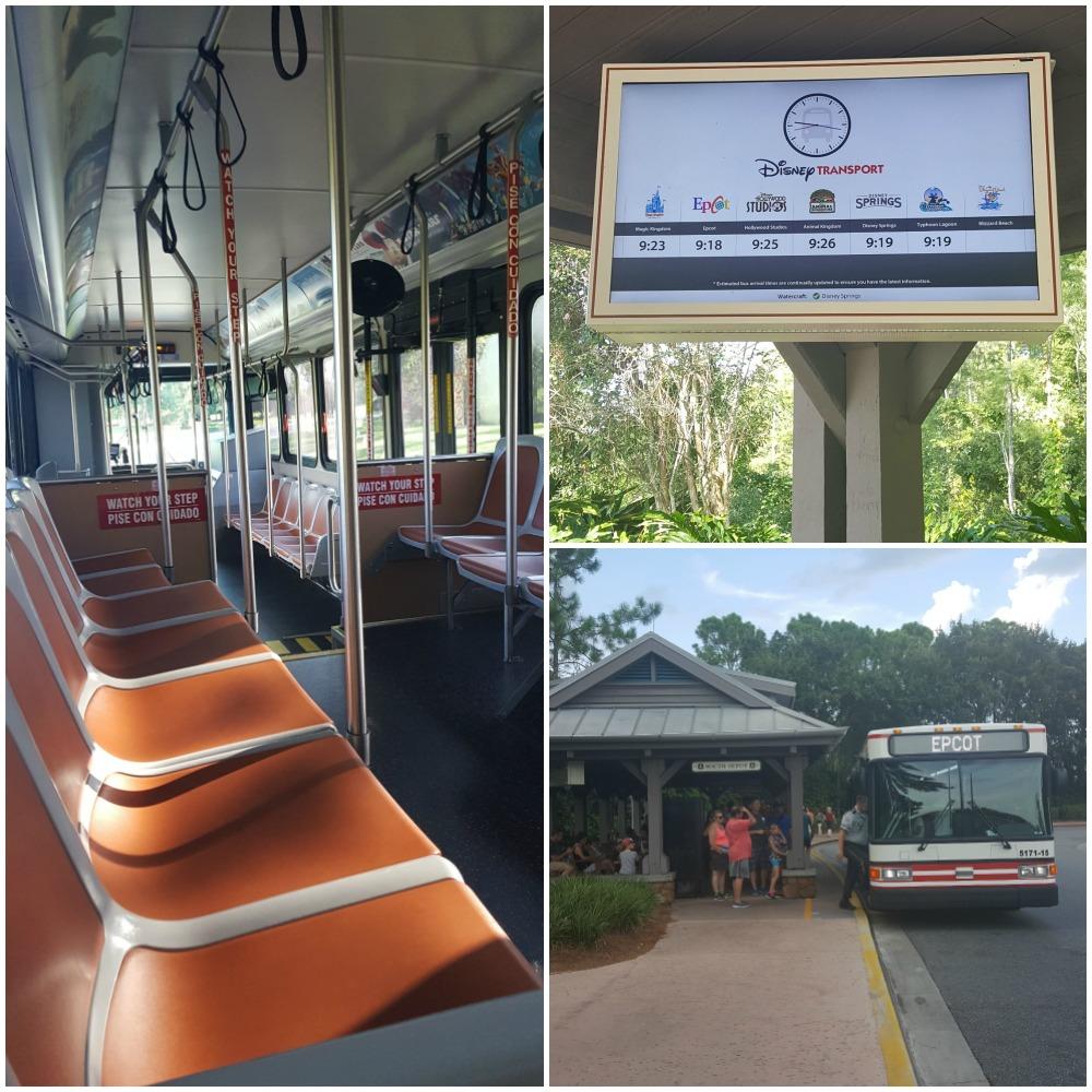 Walt Disney World Transport - Bus