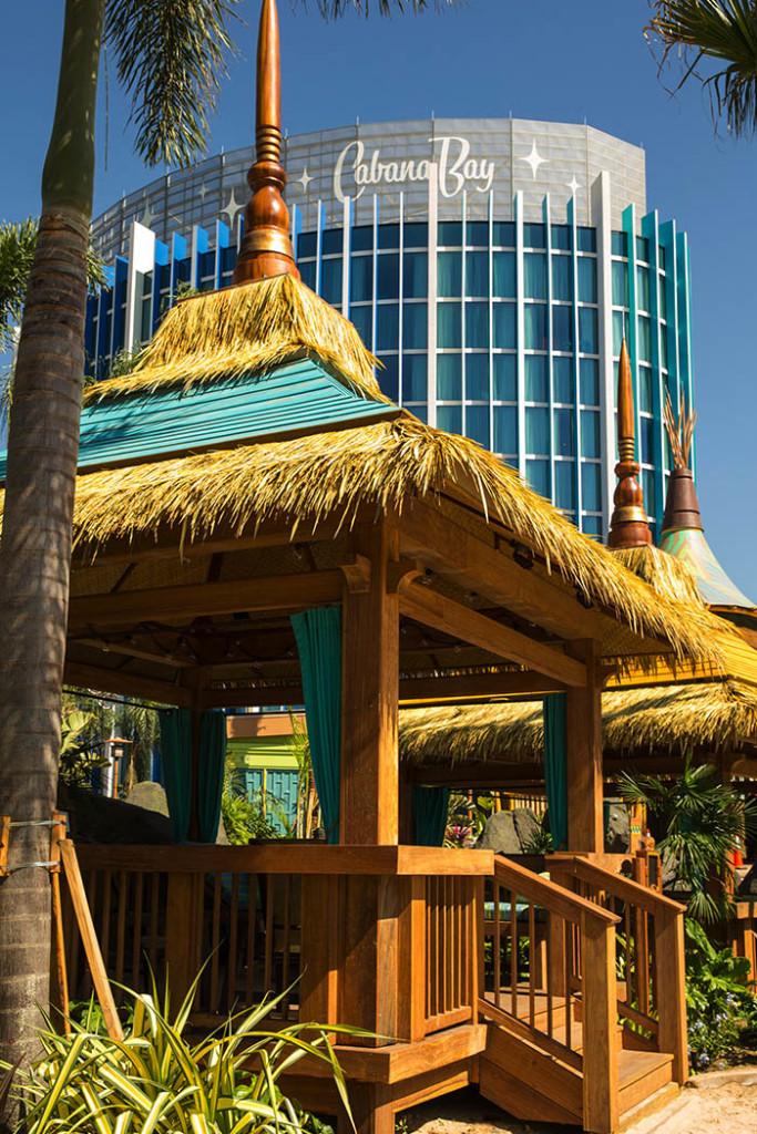 7. Cabana at Volcano Bay - Floridatix.com