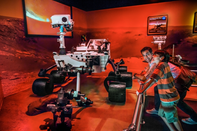 Journey to Mars - Kennedy Space Center