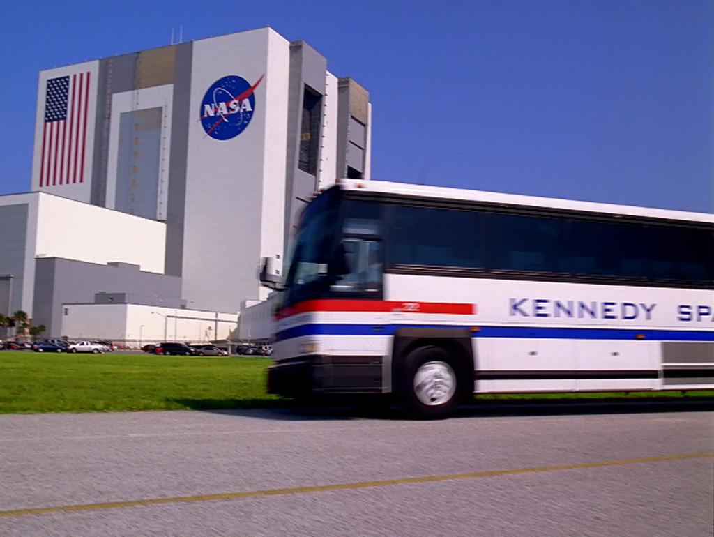 Kennedy Space Center Bus Tour Basic