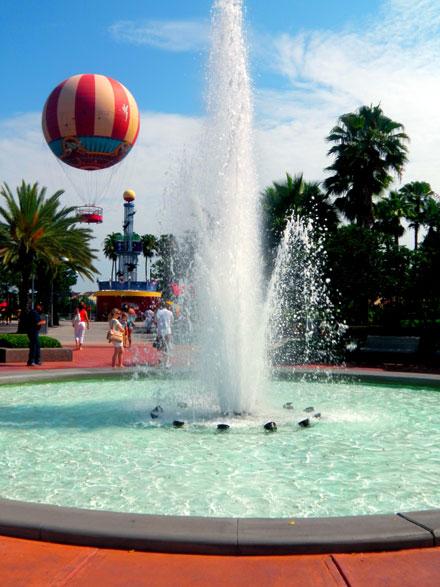 Downtown Disney Entrance