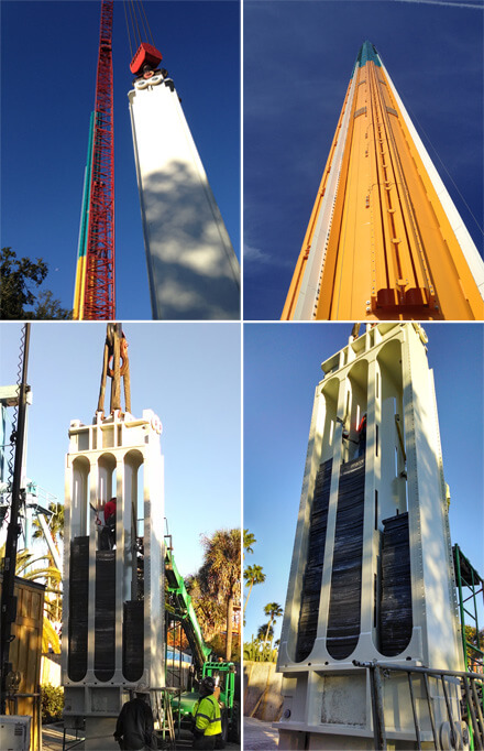 FLORIDA NEWS: Busch Gardens' newest attraction hits 300ft