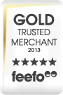 FloridaTix are a Feefo Gold Trusted Merchant