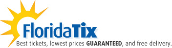 FloridaTix - Best tickets, lowest prices GUARANTEED, and free delivery.