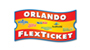 Authorised brokers for Orlando FlexTicket