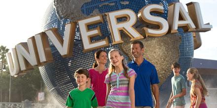 Universal Orlando Tickets Image