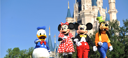 Walt Disney World Resort 4