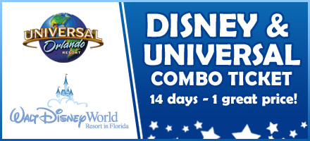 home disney and universal combo tickets disney and universal combo