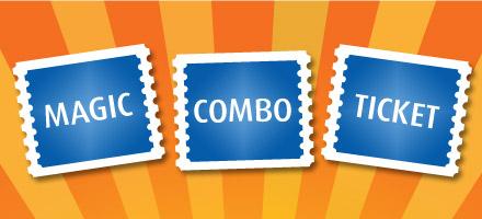 Magic Combo Ticket Image