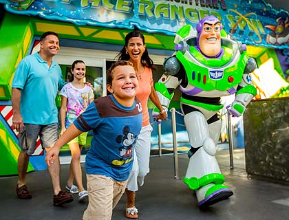 Tomorrowland - Buzz Lightyear