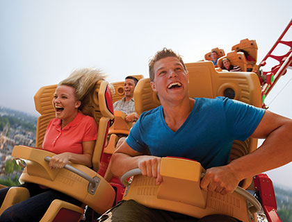 Orlando FlexTicket - Thrill Ride