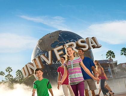 Universal and Blueman Orlando
