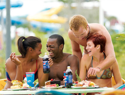 All Day Dining at Aquatica