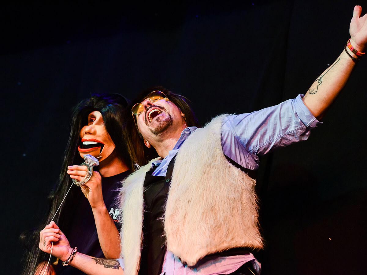 Outta Control Magic Comedy Show Orlando