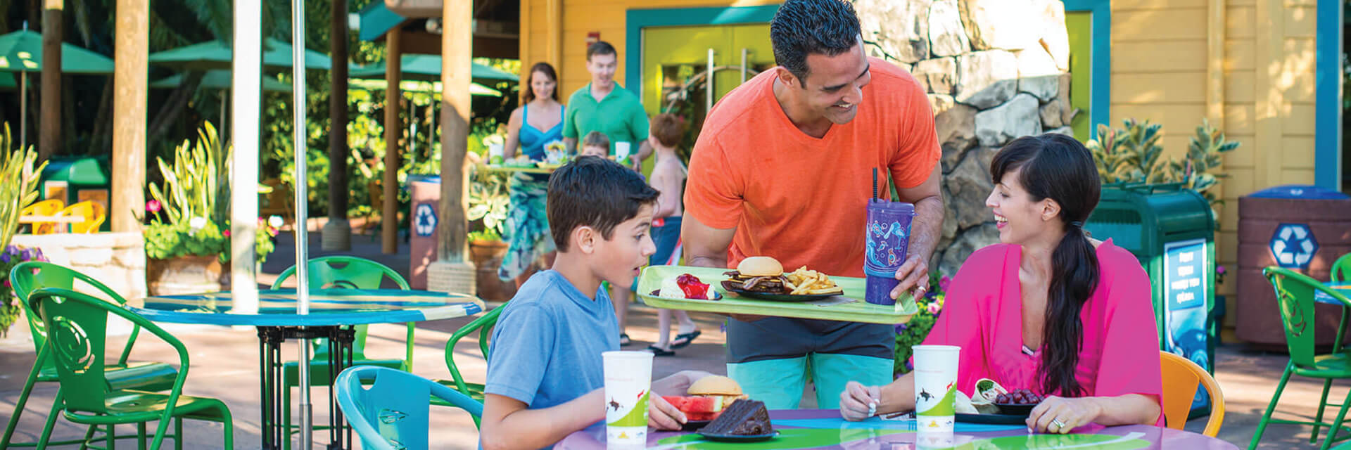 Aquatica All Day Dining Pass