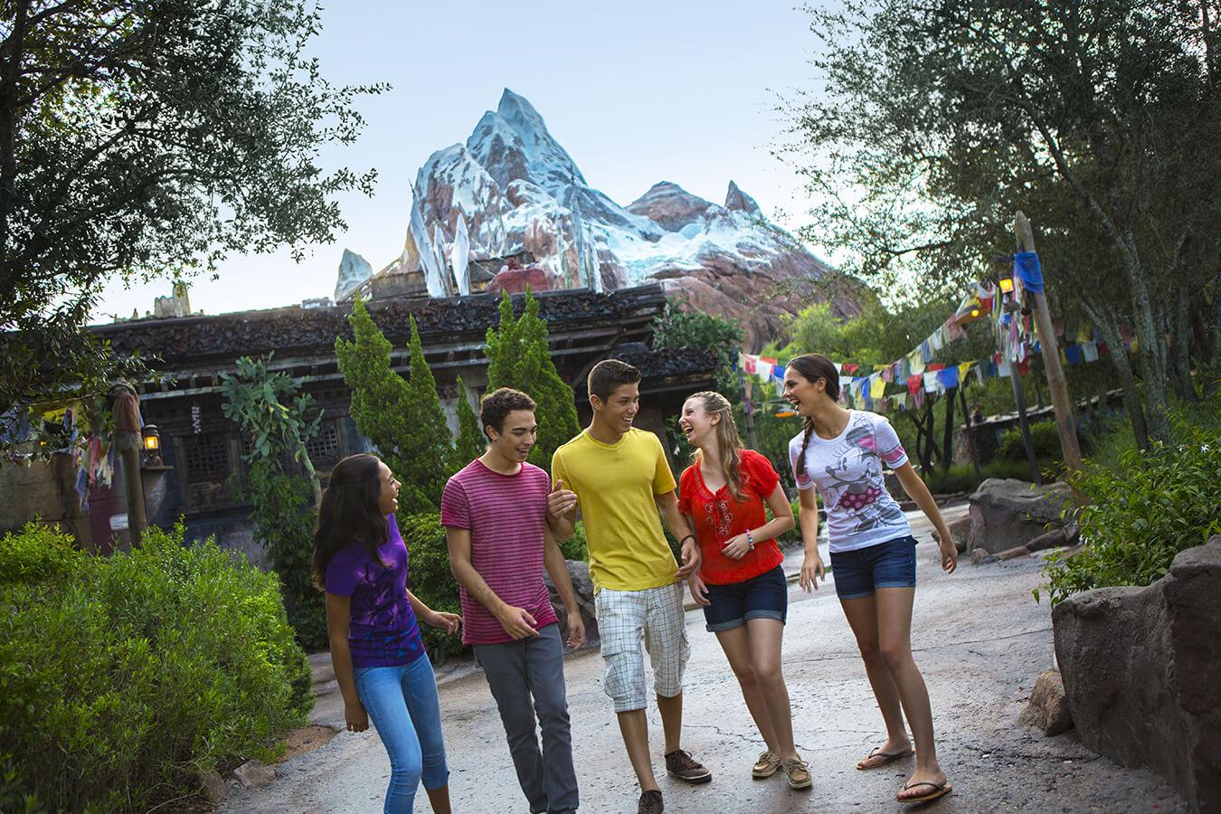 Disney and Legoland Florida Combo Ticket (7 Parks)