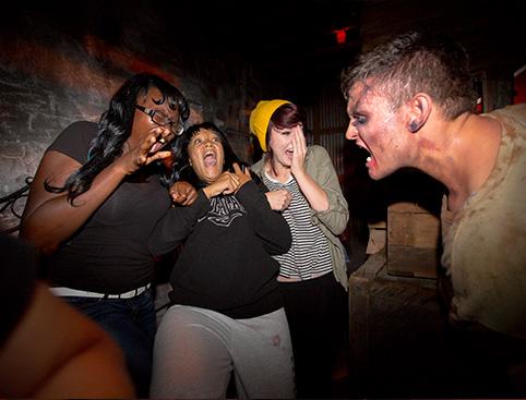 Halloween Horror Nights Universal