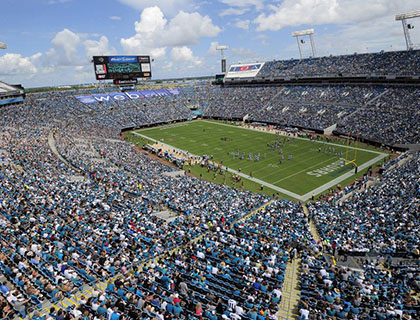 Jacksonville Jaguars Stadium Florida