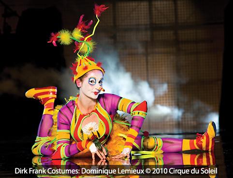 La Nouba - Cirque Du Soleil Orlando