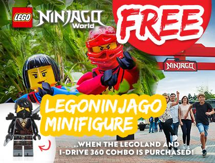 Legoland and iDrive