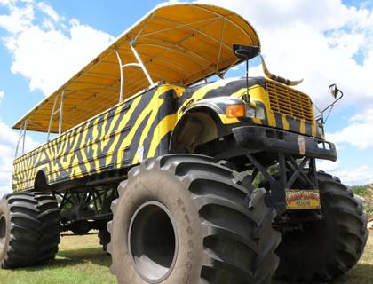 Monster Truck Ride - Showcase of Citrus