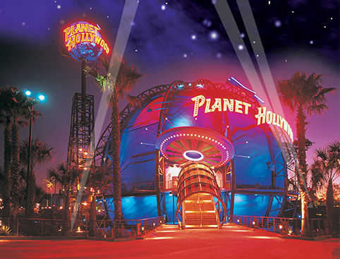 VIP Planet Hollywood Orlando with Limo Transfers