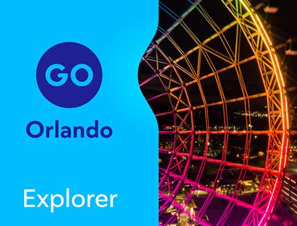 Orlando Explorer Pass Card
