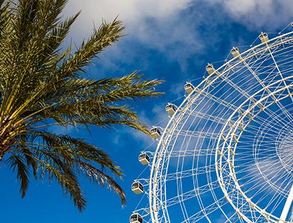 Orlando Eye at I-Drive 360