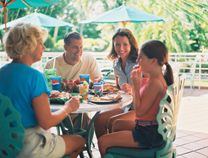 All Day Dining at SeaWorld or Busch Gardens