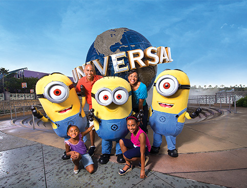 Minions at Universal Orlando