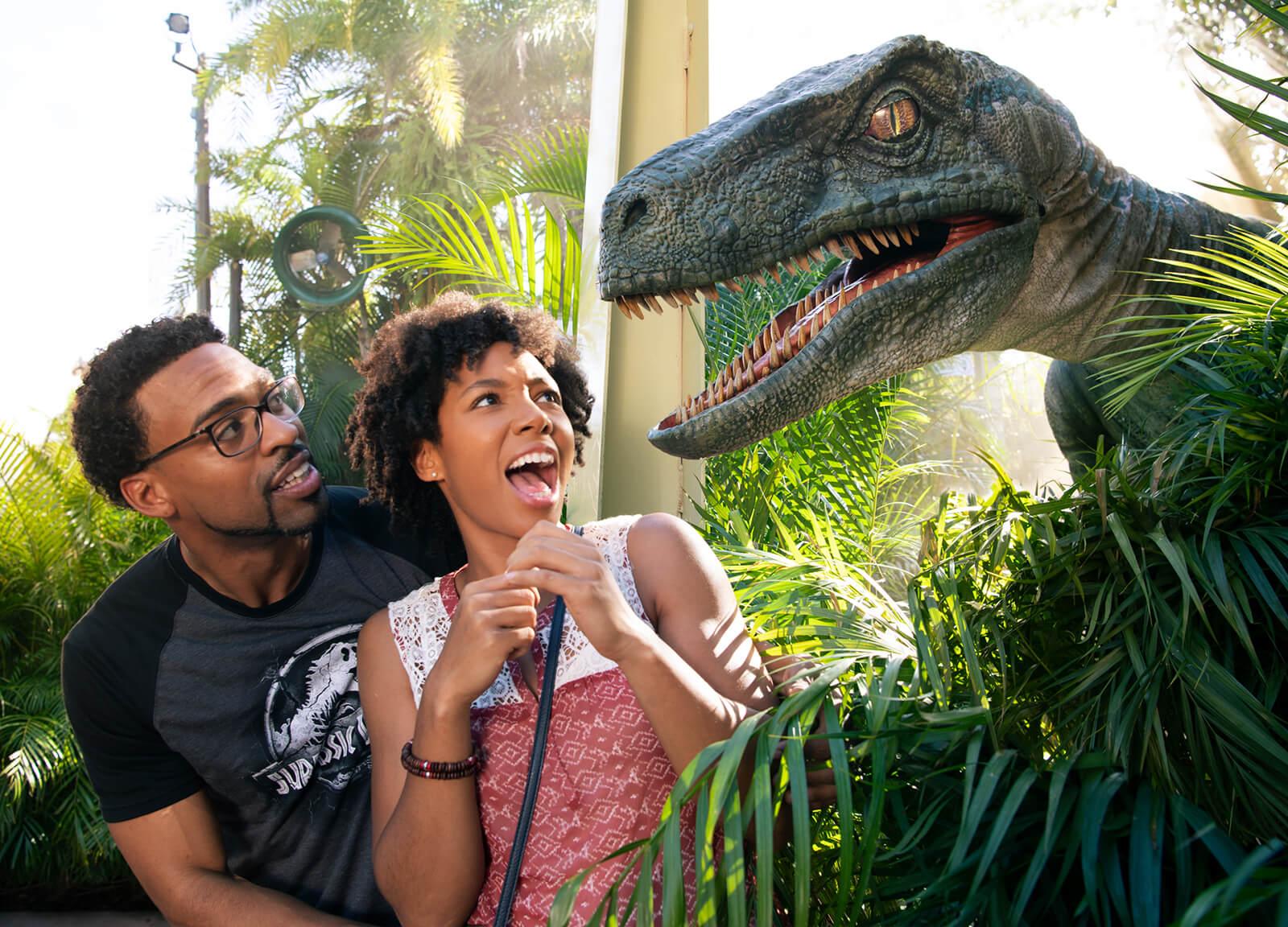 Jurassic Park at Universal Florida