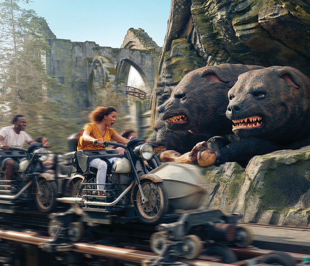 The Wizarding World of Harry Potter – Hogsmeade
