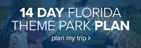 14 Day Florida Theme Park Plan
