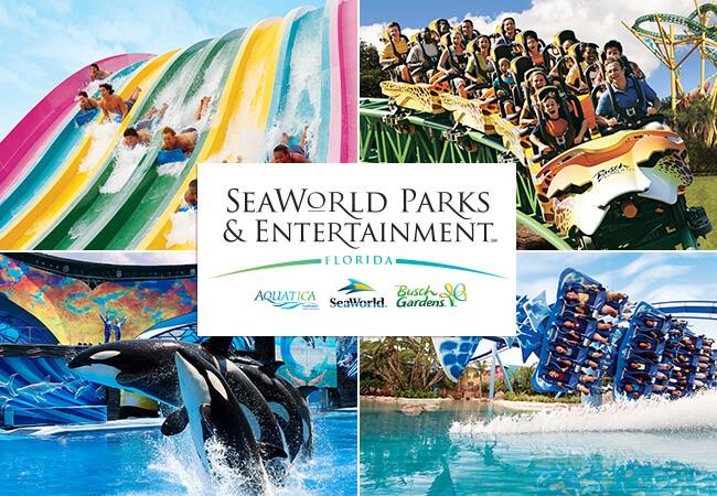 SeaWorld Busch Gardens Aquatica