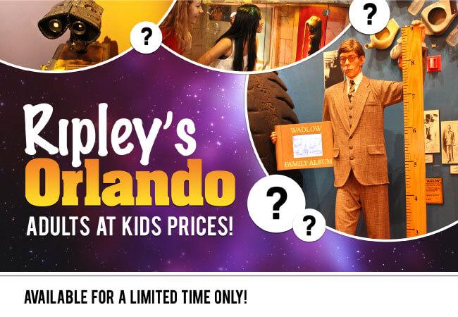Ripleys Orlando