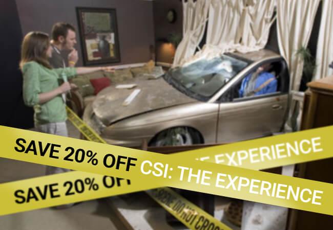 CSI Experience Orlando