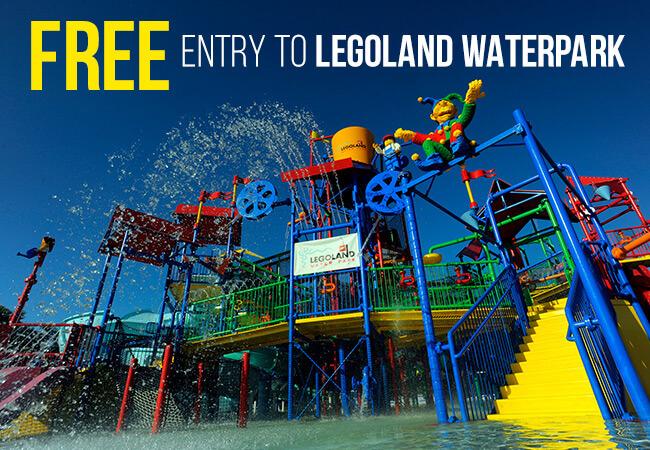 Legoland Florida special offer