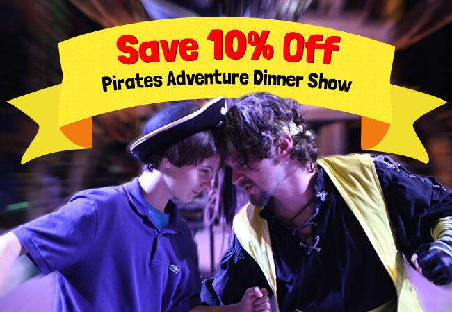 Pirates Adventure Orlando